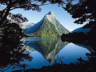 "Mitre Peak"" height"