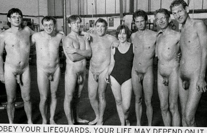 Naked Male Life Guards 14