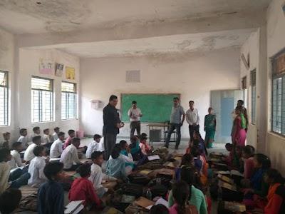 एसडीएम वाजपेई ने सिलानगर पंचायत के तीनों स्कूलों का किया निरीक्षण | Karera News