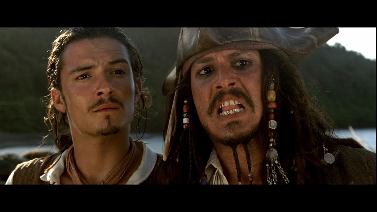 Piratas del Caribe: La Maldición del Perla Negra (2003) BRRip Full HD 1080p Latino - Ingles captura 4