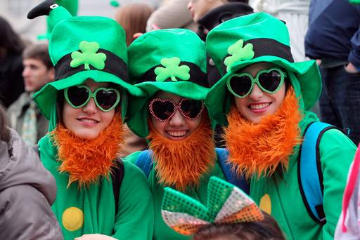 St Patrick's Day 2018 Parade New York, Dublin, London & Chicago Date, Timing & Routes