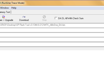 Download SP Flash Tool v5.1824 (SmartPhone Flash Tool)