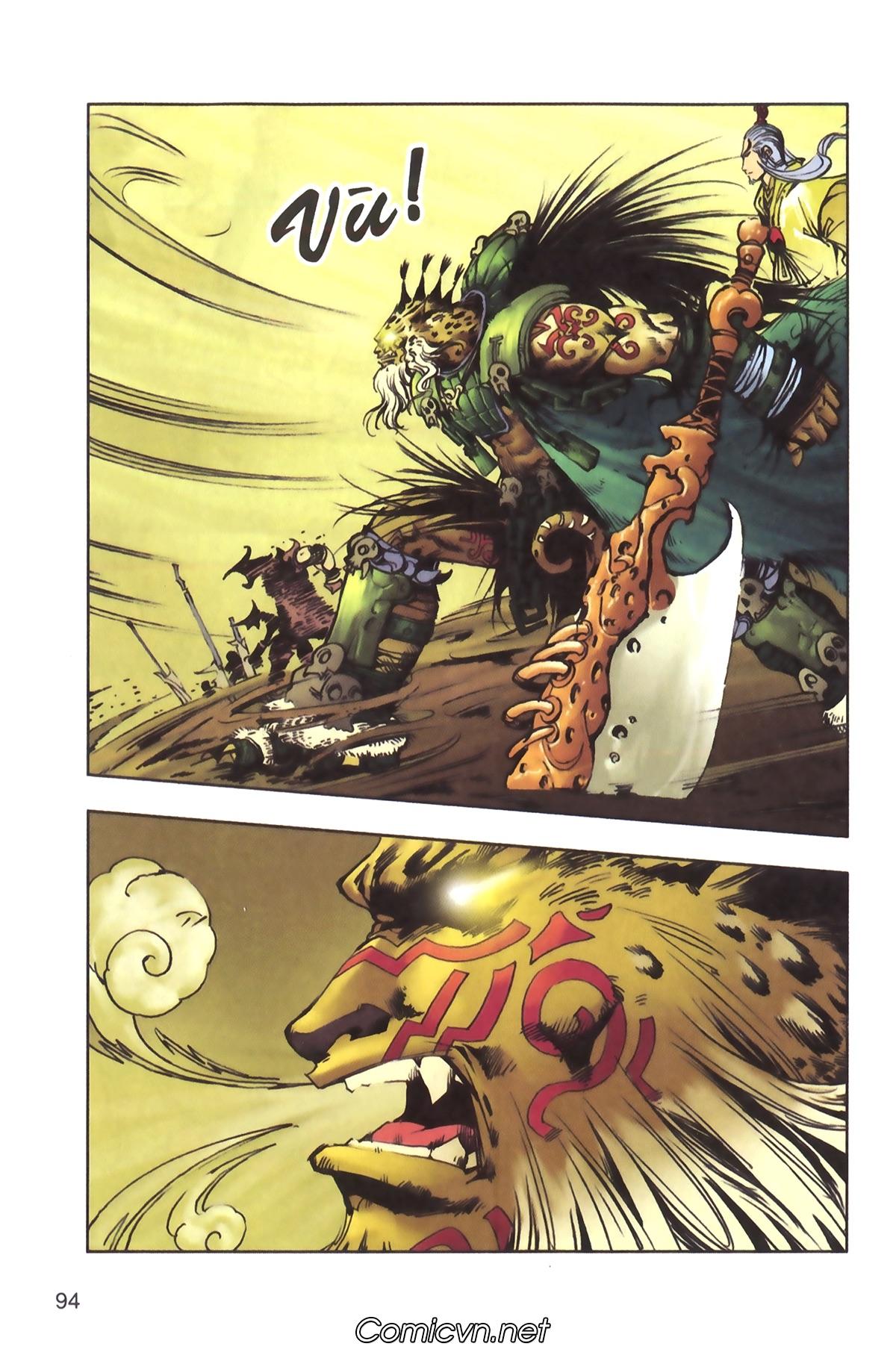 Tây Du Ký màu - Chapter 117 - Pic 4