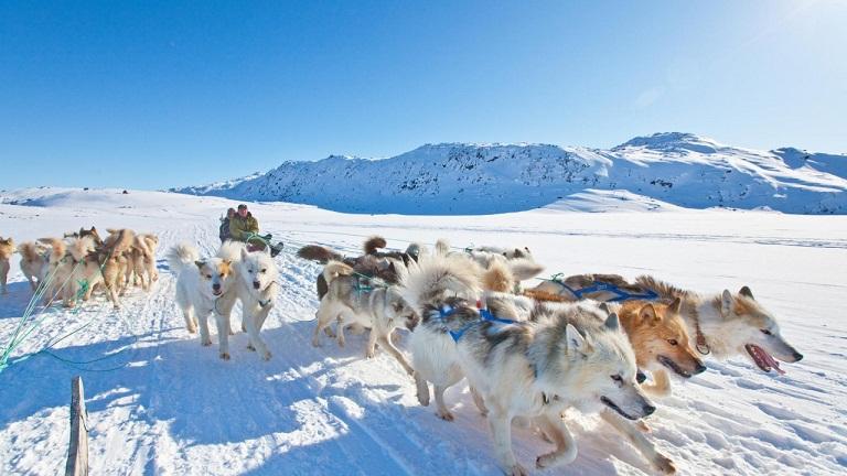 Greenland, Pulau Seindah Negeri Dongeng
