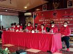 Tingkatkan Konsolidasi, 3 DPC PDI Perjuangan  Gelar Rakercab II di Kota Gunungsitoli