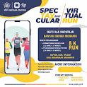 KPP Pratama Tolitoli – Spectaxcular Run • 2021