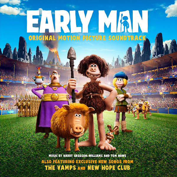 Various Artists - Early Man (Original Motion Picture Soundtrack) Cover