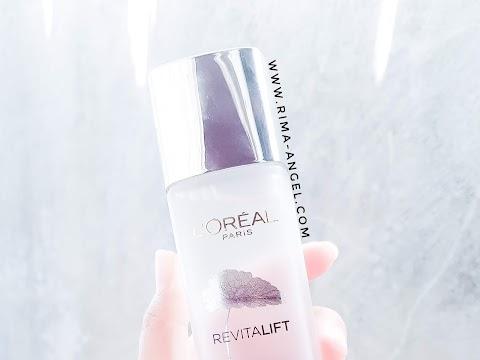 First Impression L'Oreal Paris Revitalift Crystal Micro Essence