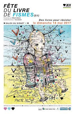 Fête du Livre de Fismes 2017