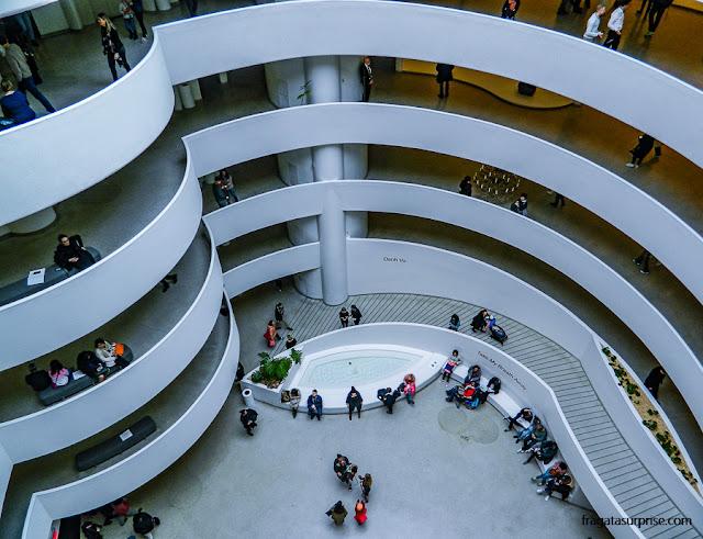 Nova York - Museu Guggenheim