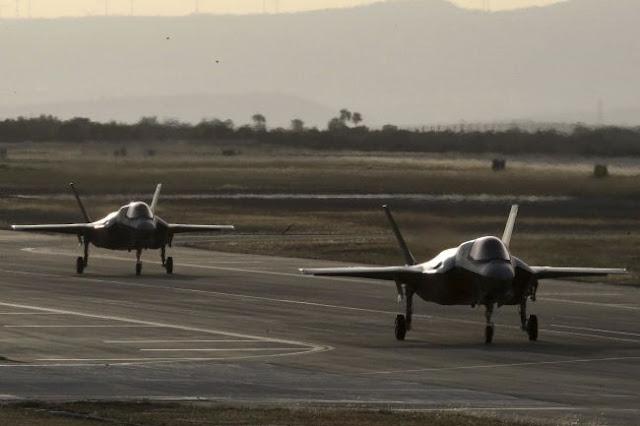 Μήνυμα ΗΠΑ στην Τουρκία ότι δεν μπορεί να εκβιάζει για τα F-35