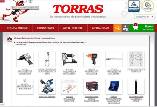 Tienda Torras