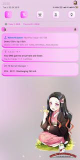 Tema Miui Anime Nezuko Chan v10