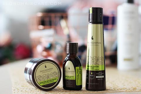 Kosmetyki do włosów Macadamia Nourishing Moisture | Recenzja - czytaj dalej »