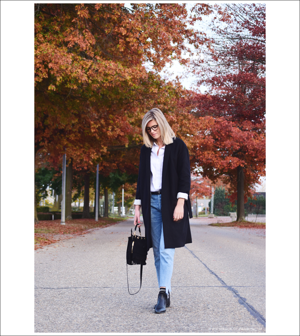 Outfit of the day, Falke, Alexander Wang, Marc by Marc Jacobs, Dewolf, IKKS, Rika, Saint Laurent, isabel marant, Citizens of Humanity, burlington, ootd, fashion, style, blogger