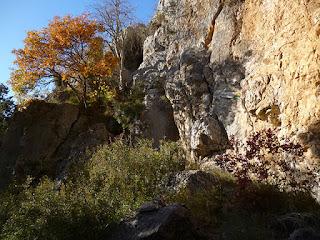 Cueva de los Moros. Comarca de La Litera