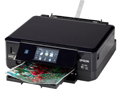 Epson XP-760 Treiber Drucker Download Für Mac und Windows