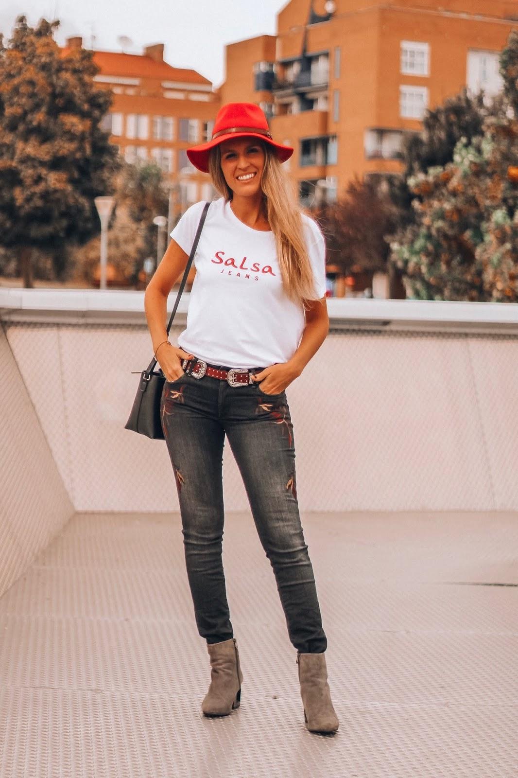 opinión vaqueros salsa jeans