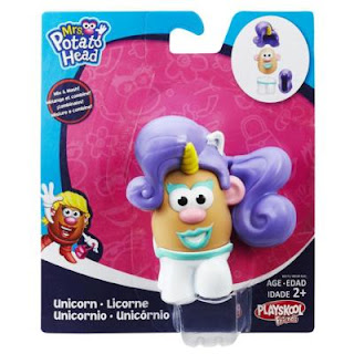 Hasbro Comes With Semi-Official Mr Potato Head Rarity Figure