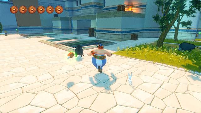 Analisis de Astérix y Obélix XXL Romastered para Playstation 4