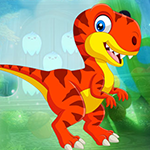 Games4King -  G4K Serenity Dinosaurs Escape Game