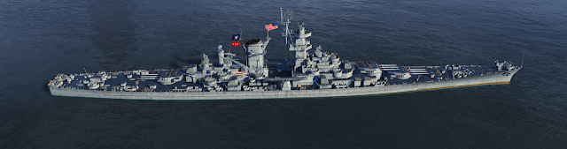 world of warships Alaska