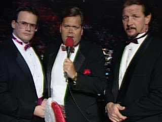 WCW Starrcade 1989 - Jim Cornette, Jim Ross, and Terry Funk called the action