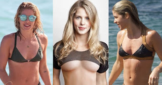 Picture collection of Emily Bett Rickards