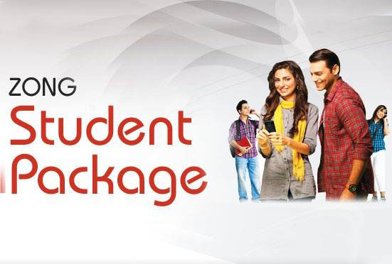 Zong Start New Super Student Bundle Only Rs. 5