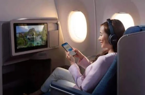 Wi-Fi Connection Now Available Onboard PAL