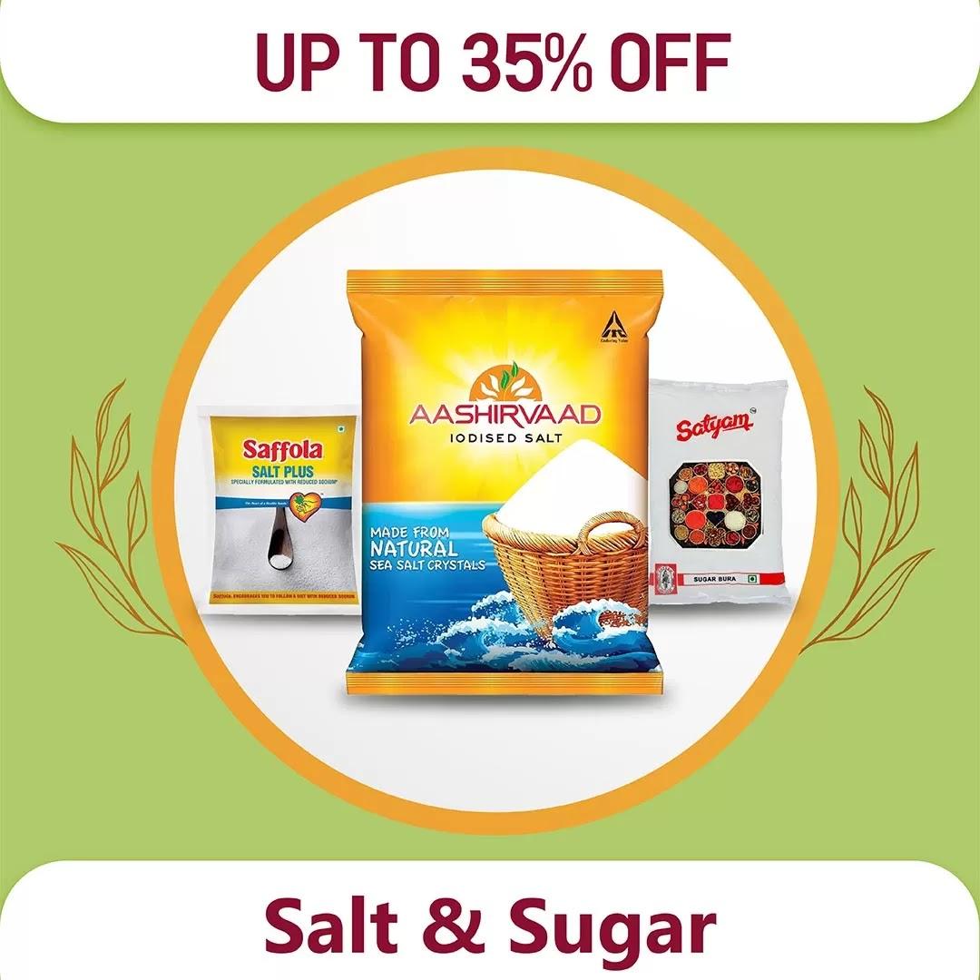 Salt Sugar 336