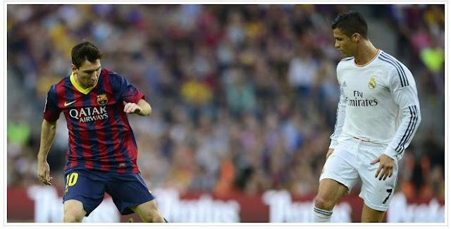 Lionel Messi finally responds to Cristiano Ronaldo's challenge