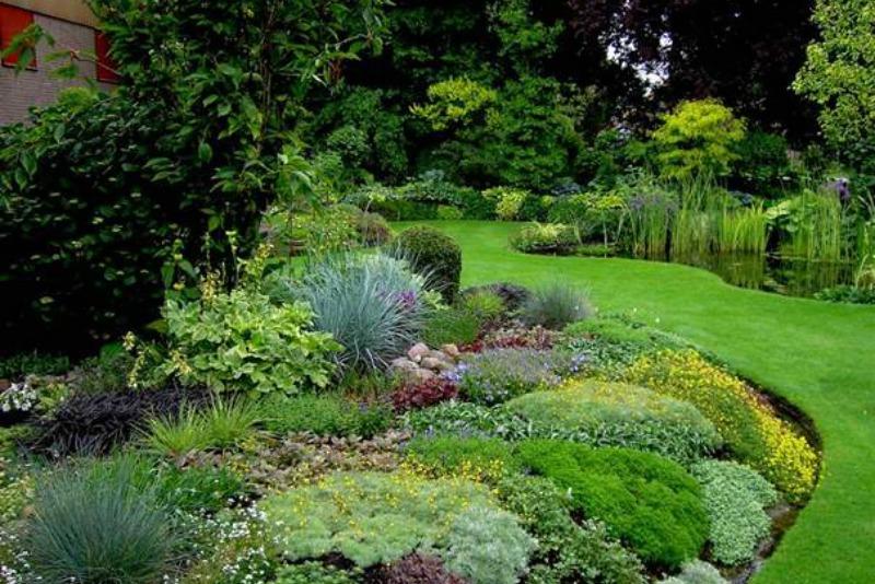 Pegasushof Garden