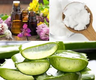 gel naturel pour traiter les vergetures, les rides, les coups de soleil et les imperfections de la peau