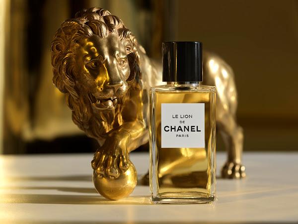 NOUVEAU PARFUM | LE LION DE CHANEL