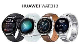 Huawei Watch 3 full specifications