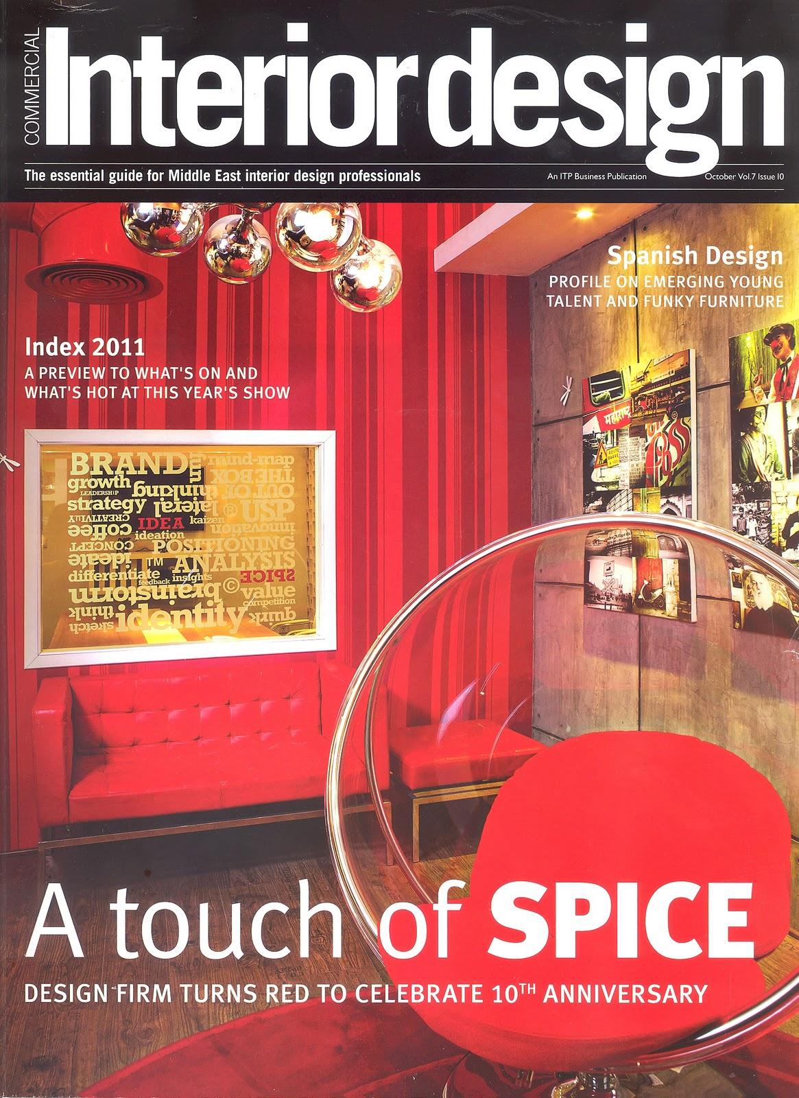 Picciotto On Commercial Interior Design Magazine
