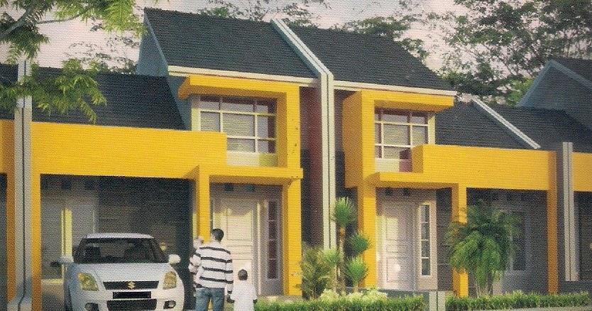 rumahku-1: contoh denah rumah minimalis type 38/90