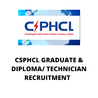 CSPHCL Recruitment 2019 – 111 Graduate & Diploma/ Technician Apprentice Posts