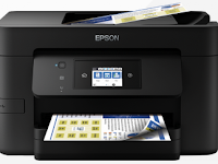 Epson WorkForce Pro WF-3725DWF Install Drivers Software