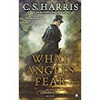 Review: What Angels Fear by CS Harris