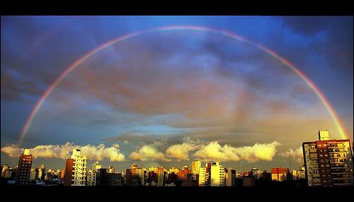 Soñar con Arco Iris ¿Que Significa?