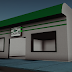 Modelagem da loja da LACOSTE