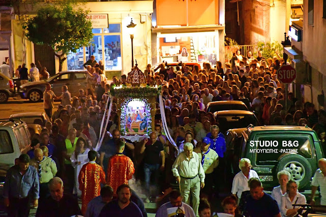 Το Ναυπλιο γιόρτασε την εορτή του Αγίου Πνεύματος (βίντεο)