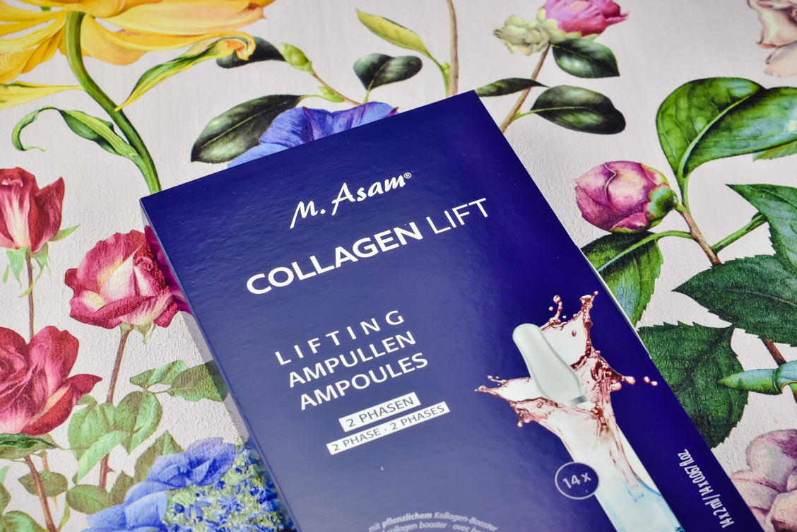 M. Asam COLLAGEN LIFT 2-Phasen Lifting Ampullen Kur Anti-Aging