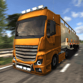 Download Euro Truck Simulator 2 For iPhone and Android XAPK