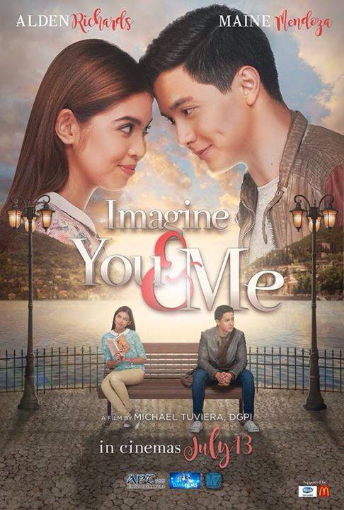 Imagine You and Me is now showing!