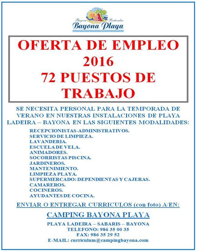 Formaci n y orientaci n laboral 2016 for Oficina de empleo ofertas