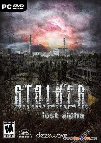 تحميل لعبه الحرب والاستراتيجيه S.T.A.L.K.E.R. Lost Alpha كاملة للكمبيوتر مجانا