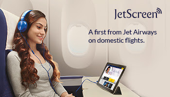 jet airways domestic flights